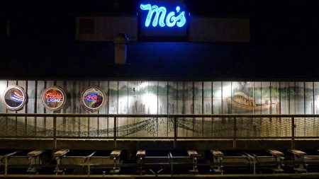 Mo's Restaurant in Florence