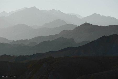 Near Zabriski Point, Death Valley National Park