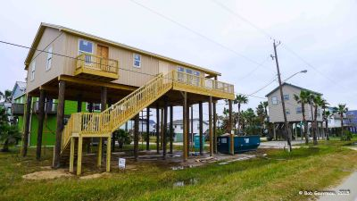 House, Galveston Island, Texas