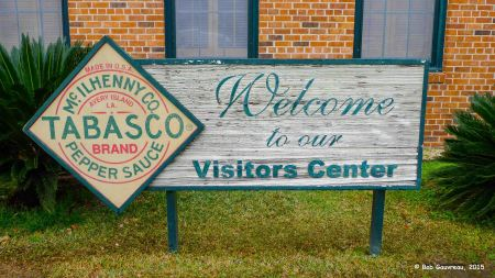 Totasco Visitors Center, Avery Island, LA