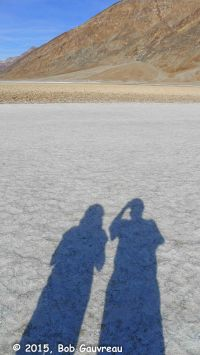 Badwater Shadows