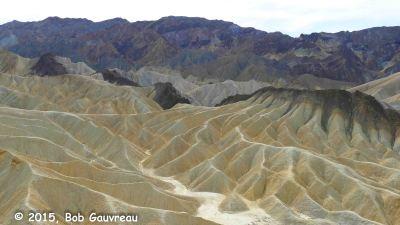 Zabriskie Mud Hills
