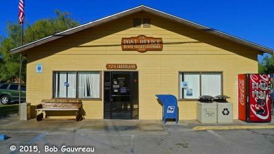 Furnace Creek Post Office, Death Valley National Park