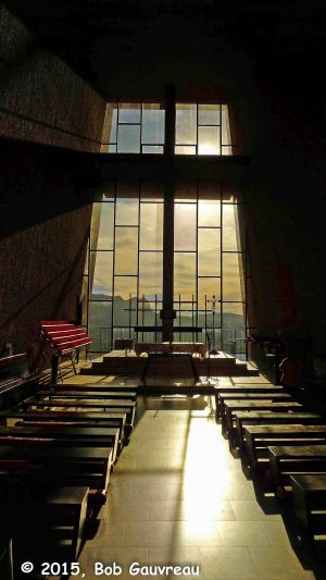 Inside Sedona Church