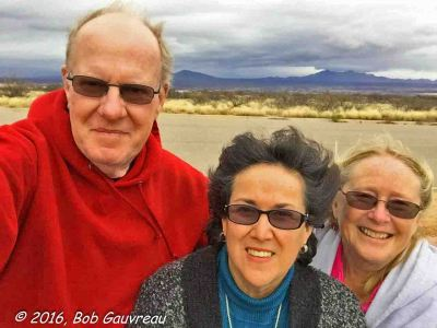 Bob, Carol, Dee Dee