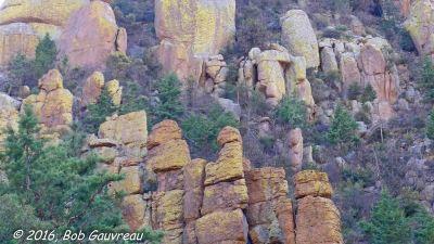 Chirachaua Rocks Shade