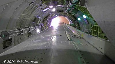 Looking Up Missle