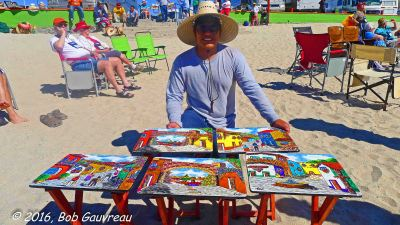 Beach Table Guy
