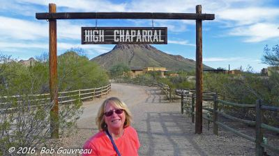 Dee Dee and High Chaparral