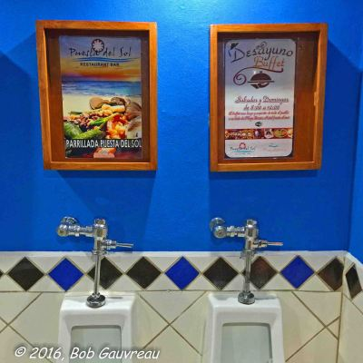 Playa Bonita Resturant Head